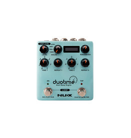 NUX NDD-6 DuoTime Dual Delay Engine
