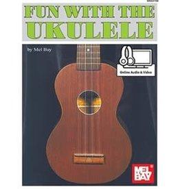 Hal Leonard Fun With Ukulele (AV) Online Audio and Video