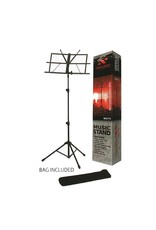 Xtreme MS75 Heavy Duty Black Music Stand