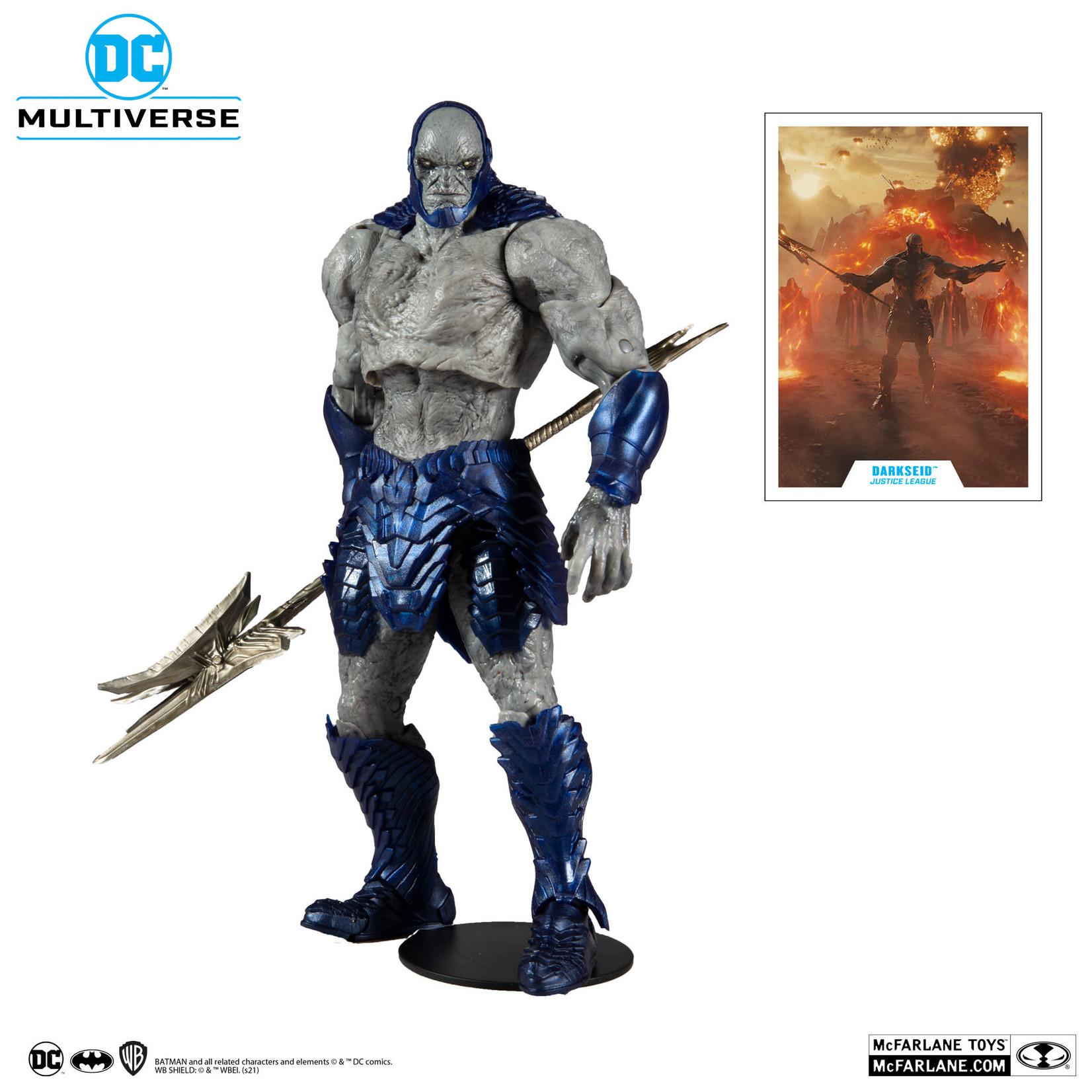 McFarlane Toys DC JUSTICE LEAGUE DARKSEID