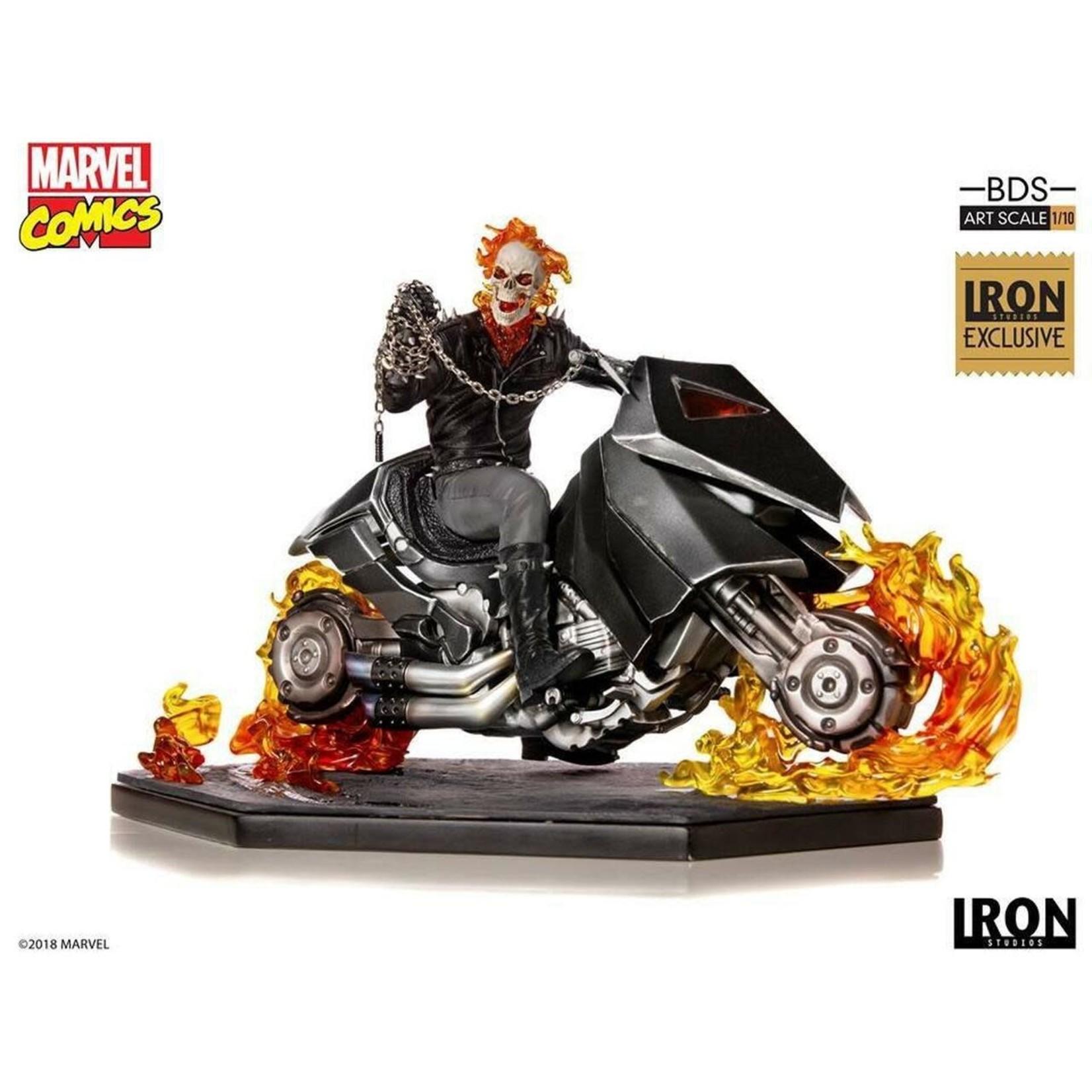 Iron Studios SHCC exclusive ghost rider