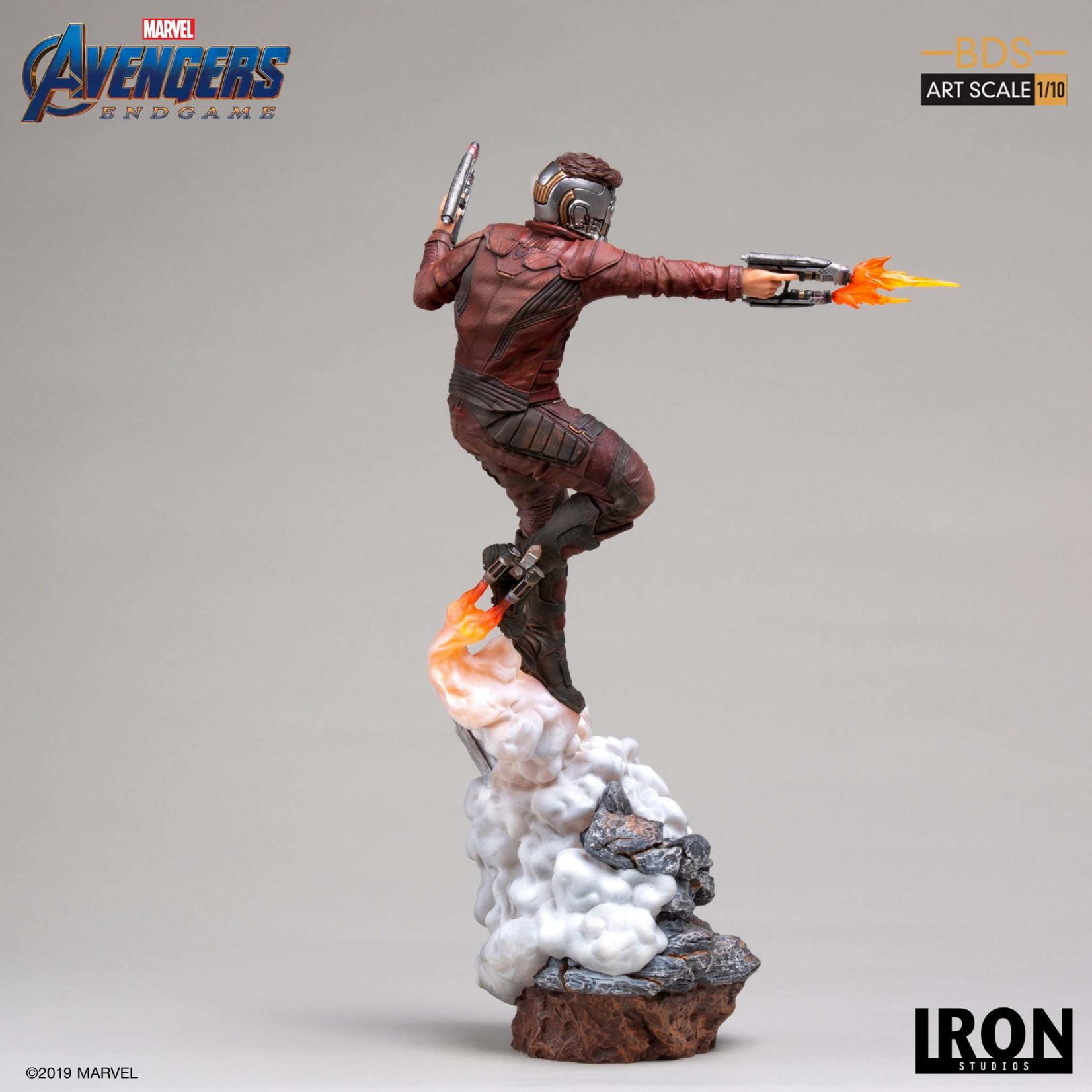 Iron Studios Endgame Star-Lord