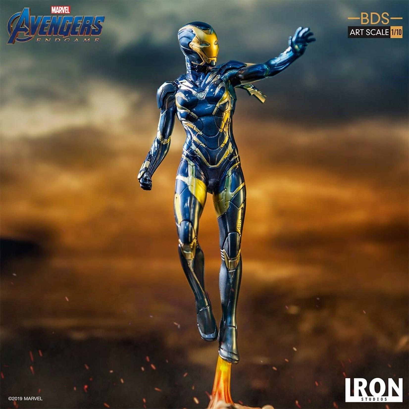 Iron Studios Pepper Potts in Rescue Suit
