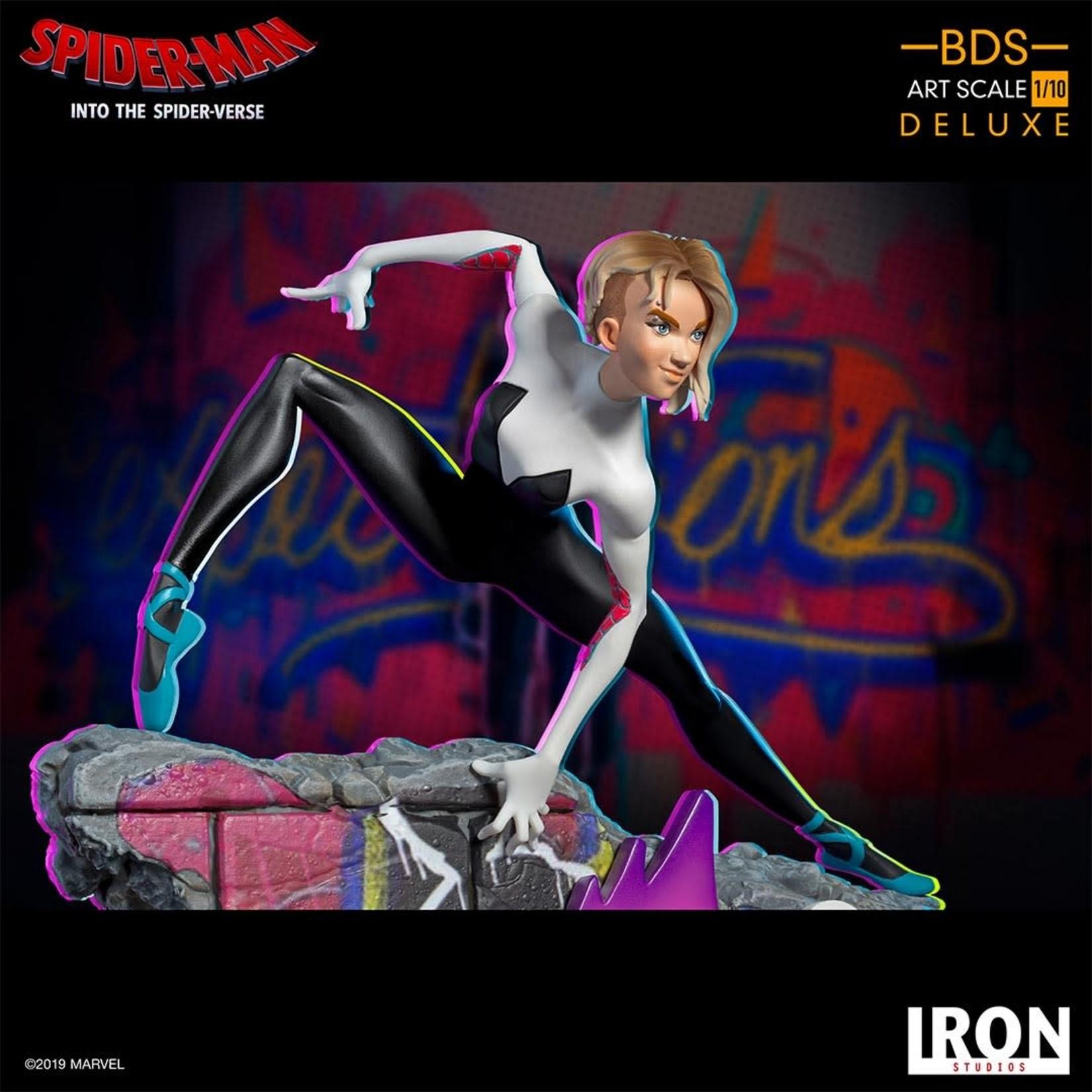 Iron Studios Spider-Man: Into the Spider-Verse Spider-Gwen