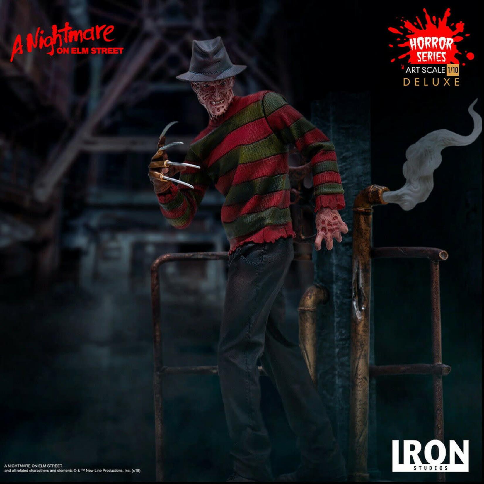 Iron Studios A Nightmare on Elm Street Freddy (DX ver)