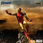 Iron Studios Endgame Iron Man Mark LXXXV Deluxe