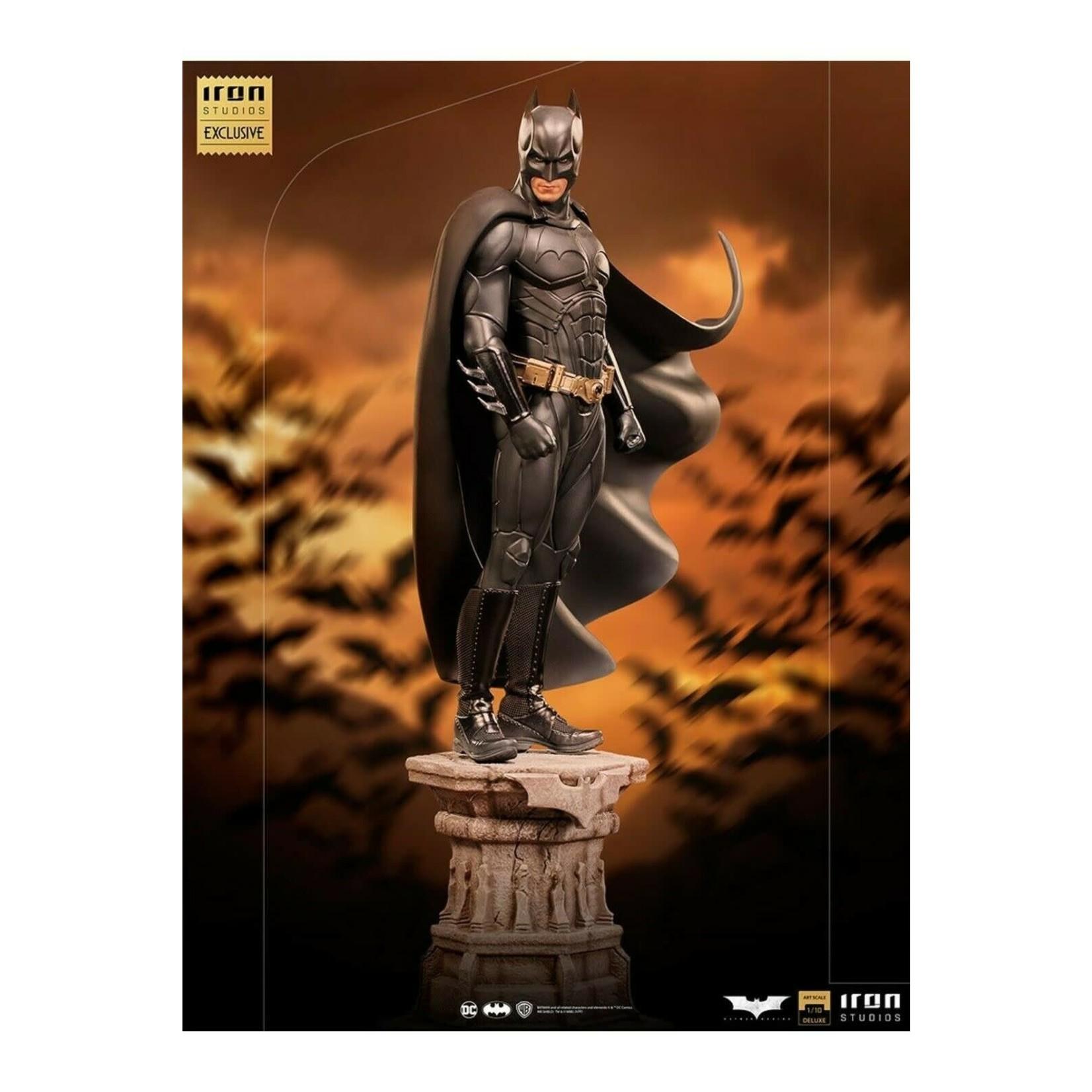 Iron Studios Batman Begins (CCXP exclusive)