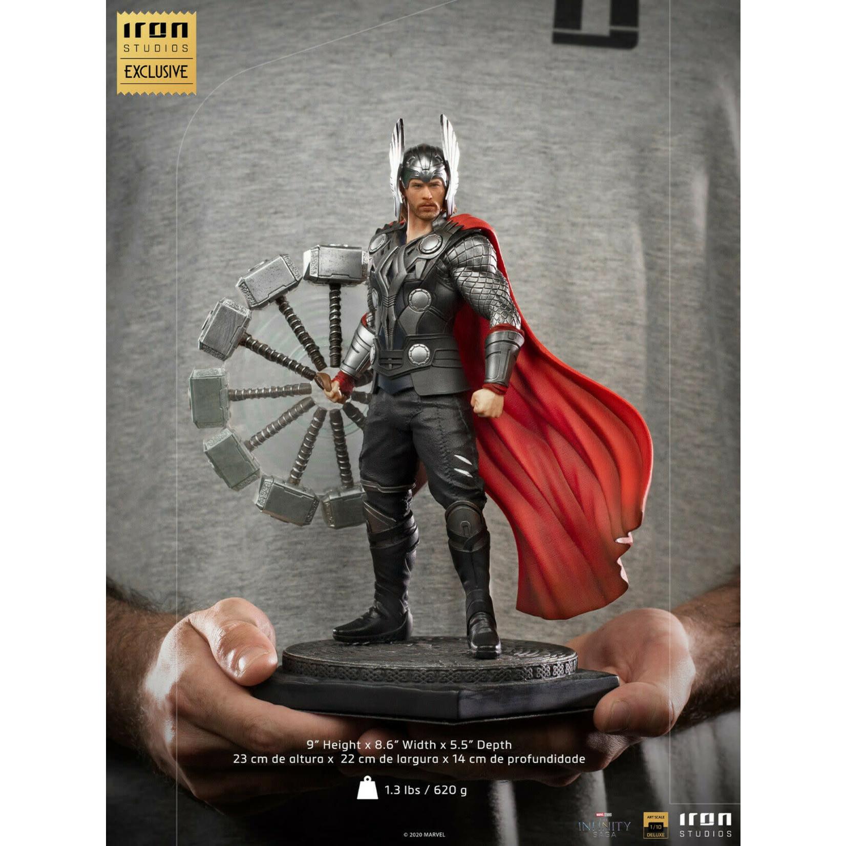 Iron Studios Infinity Saga Thor (CCXP 2020 exclusive)