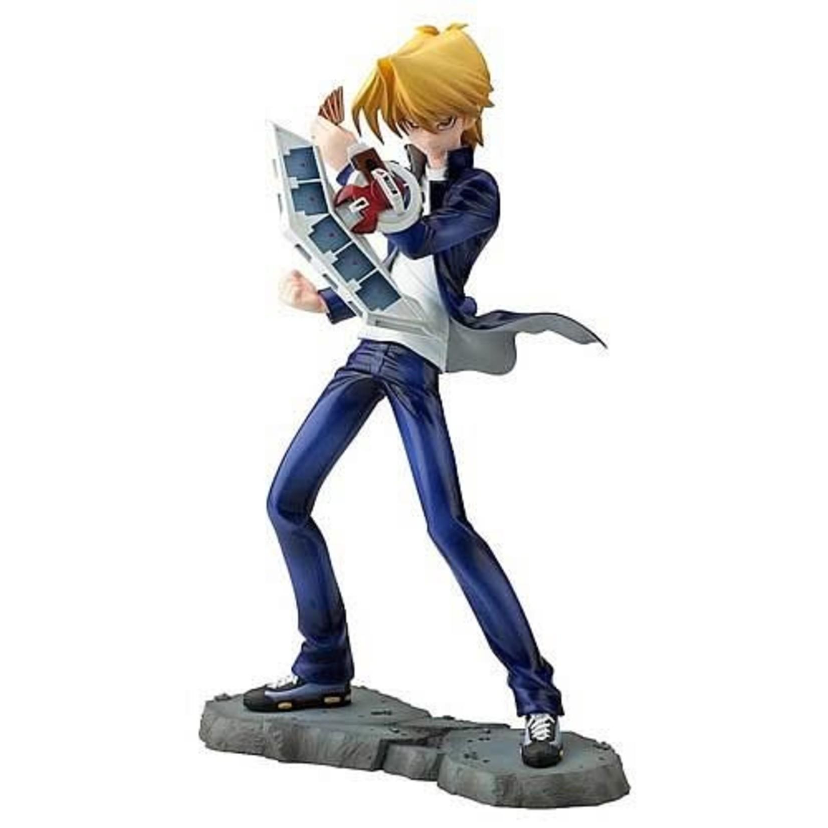 Kotobukiya Yu-Gi-Oh! Joey Wheeler ARTFX J Statue - ReRun