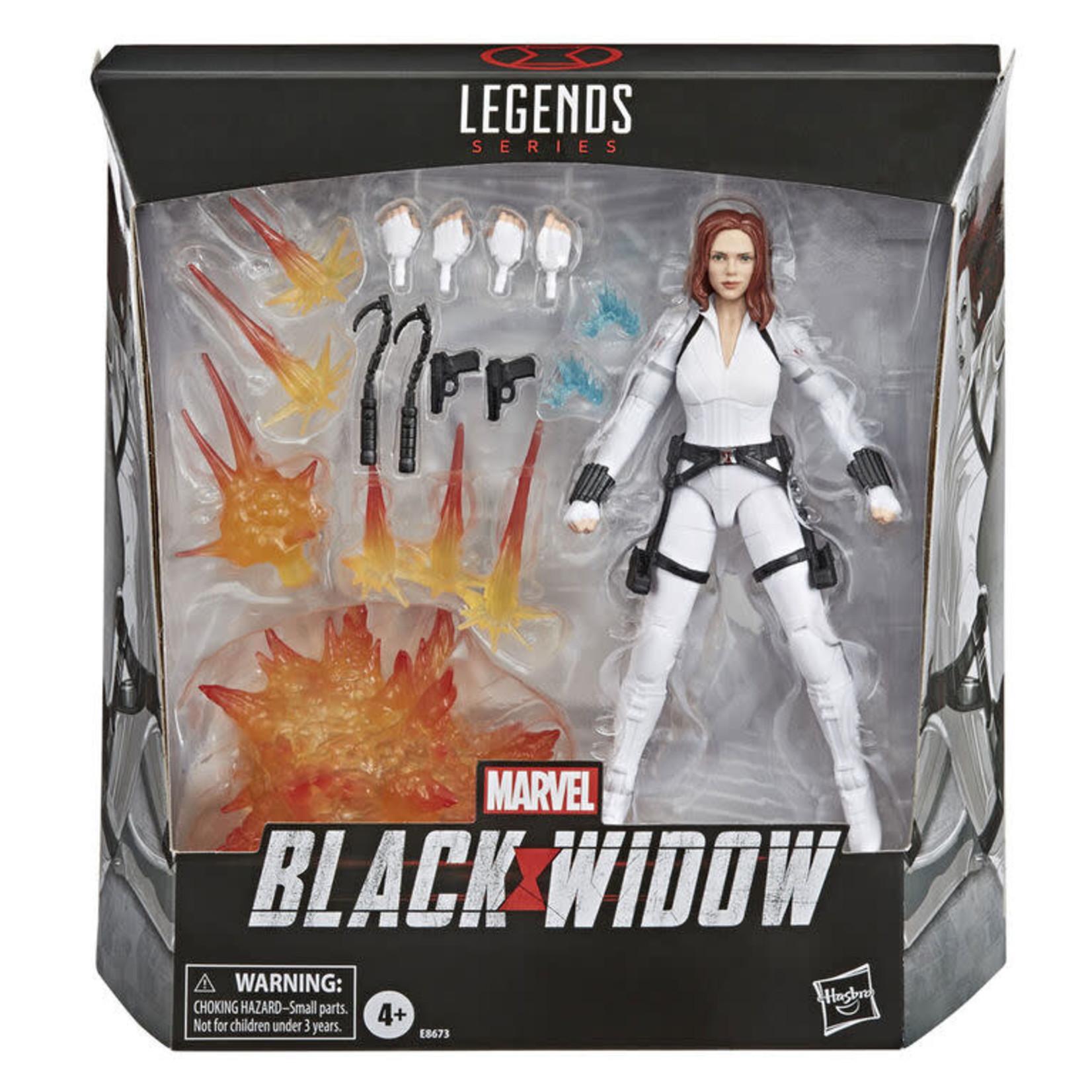 Hasbro Marvel Black Widow Legends Series Black Widow