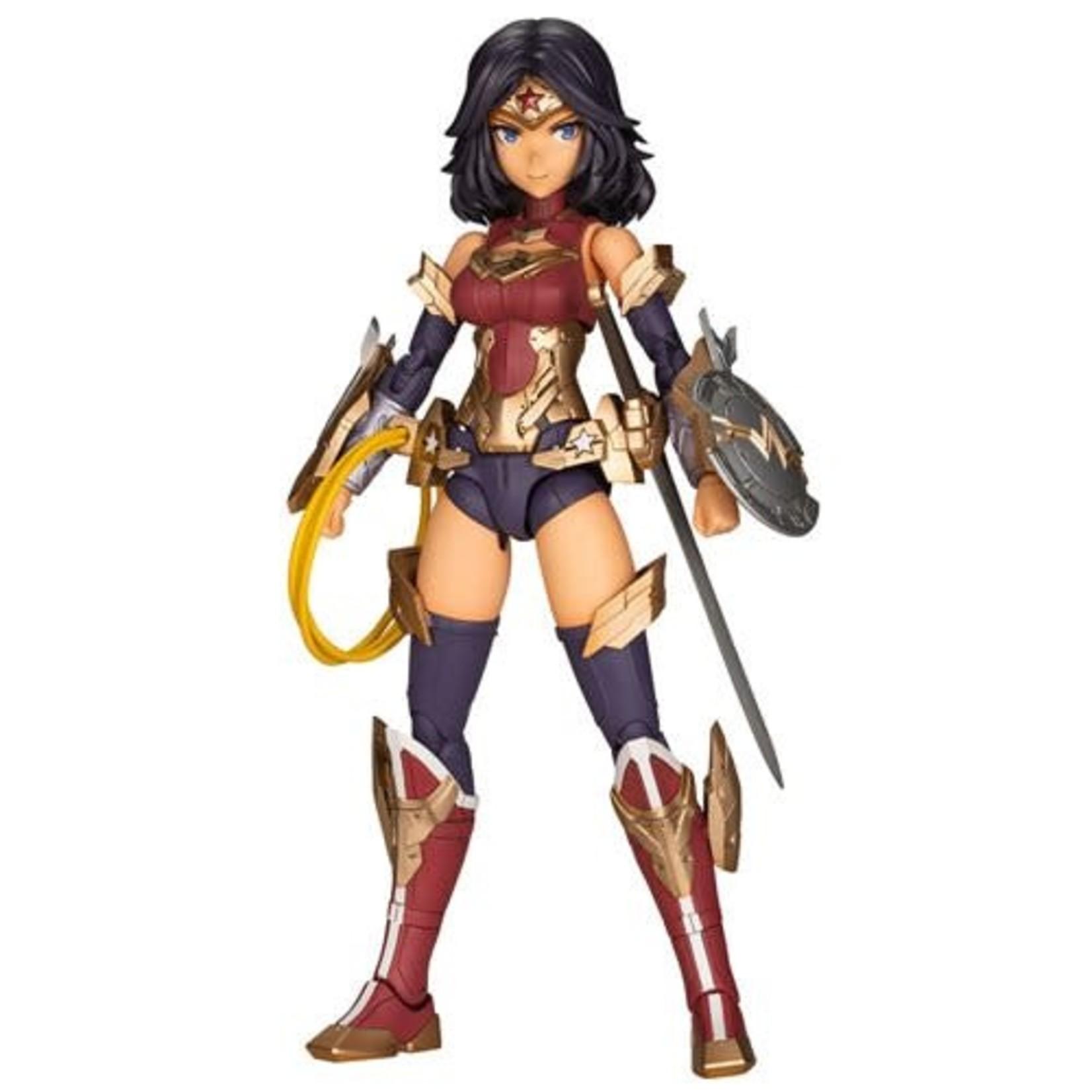 Kotobukiya Wonder Woman Fumikane Shimada Version Model Kit