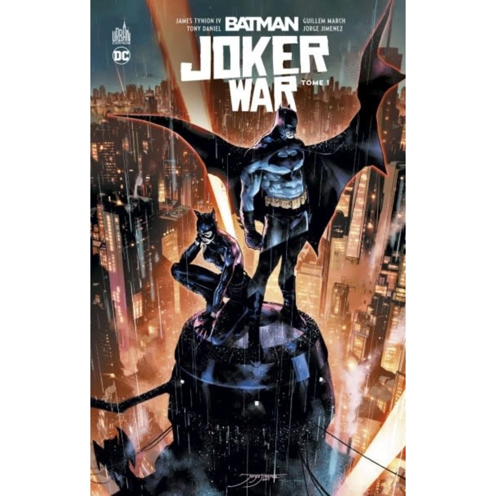 Urban Comics Batman - Joker War - Tome 1