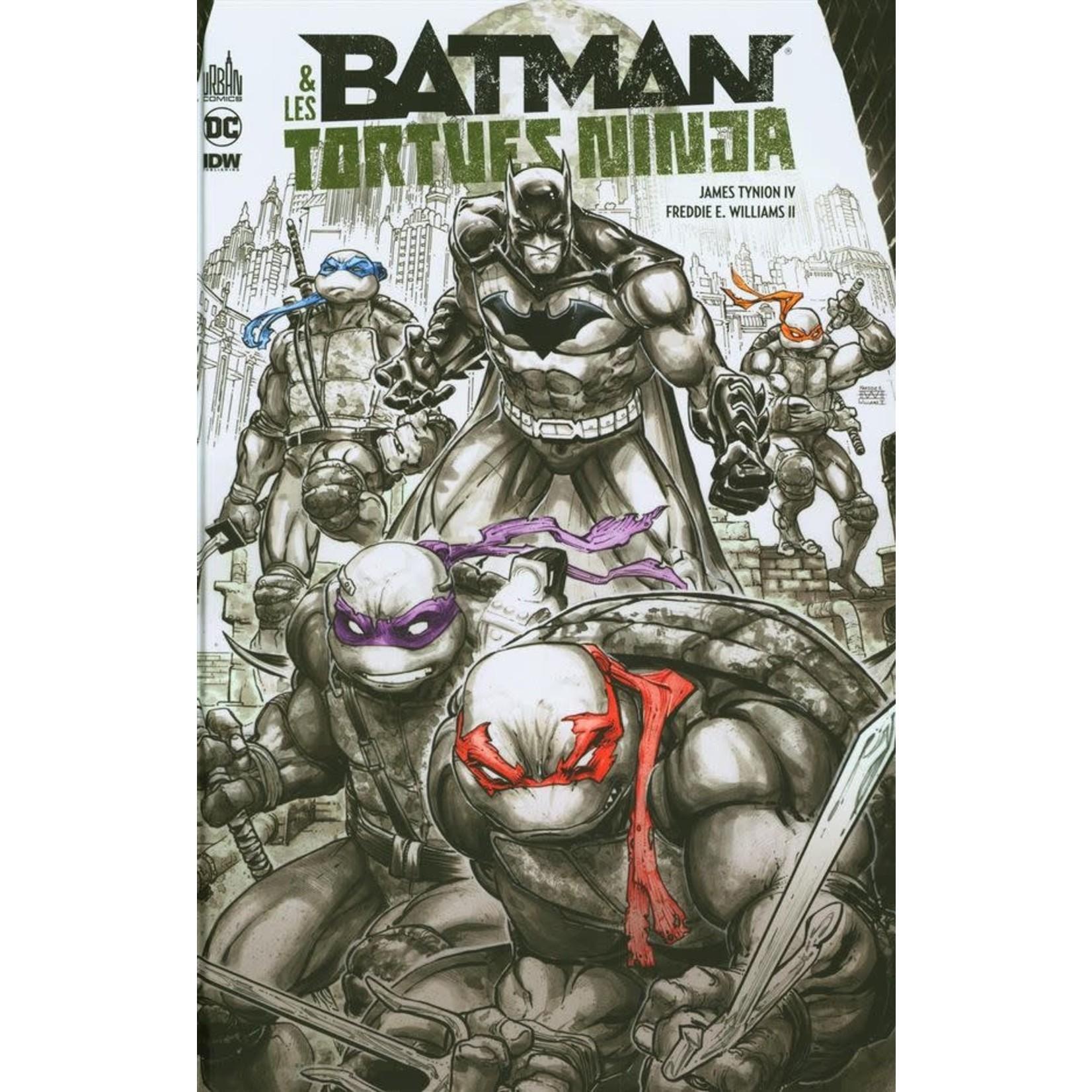 Urban Comics Batman et les Tortues Ninja