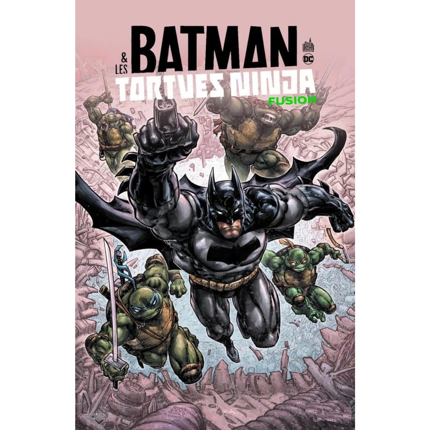Urban Comics Batman et les Tortues ninja - Fusion
