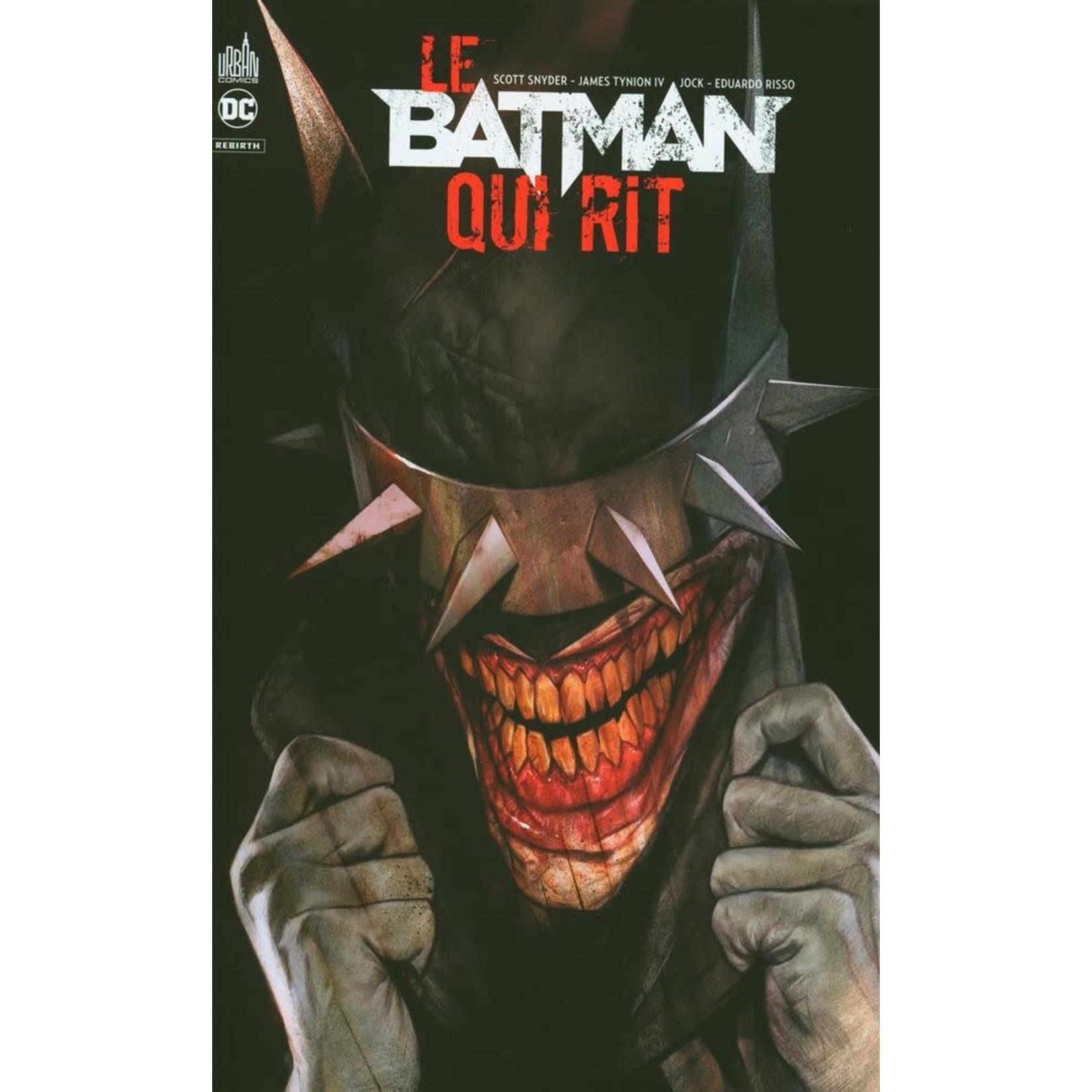 Urban Comics Batman qui rit
