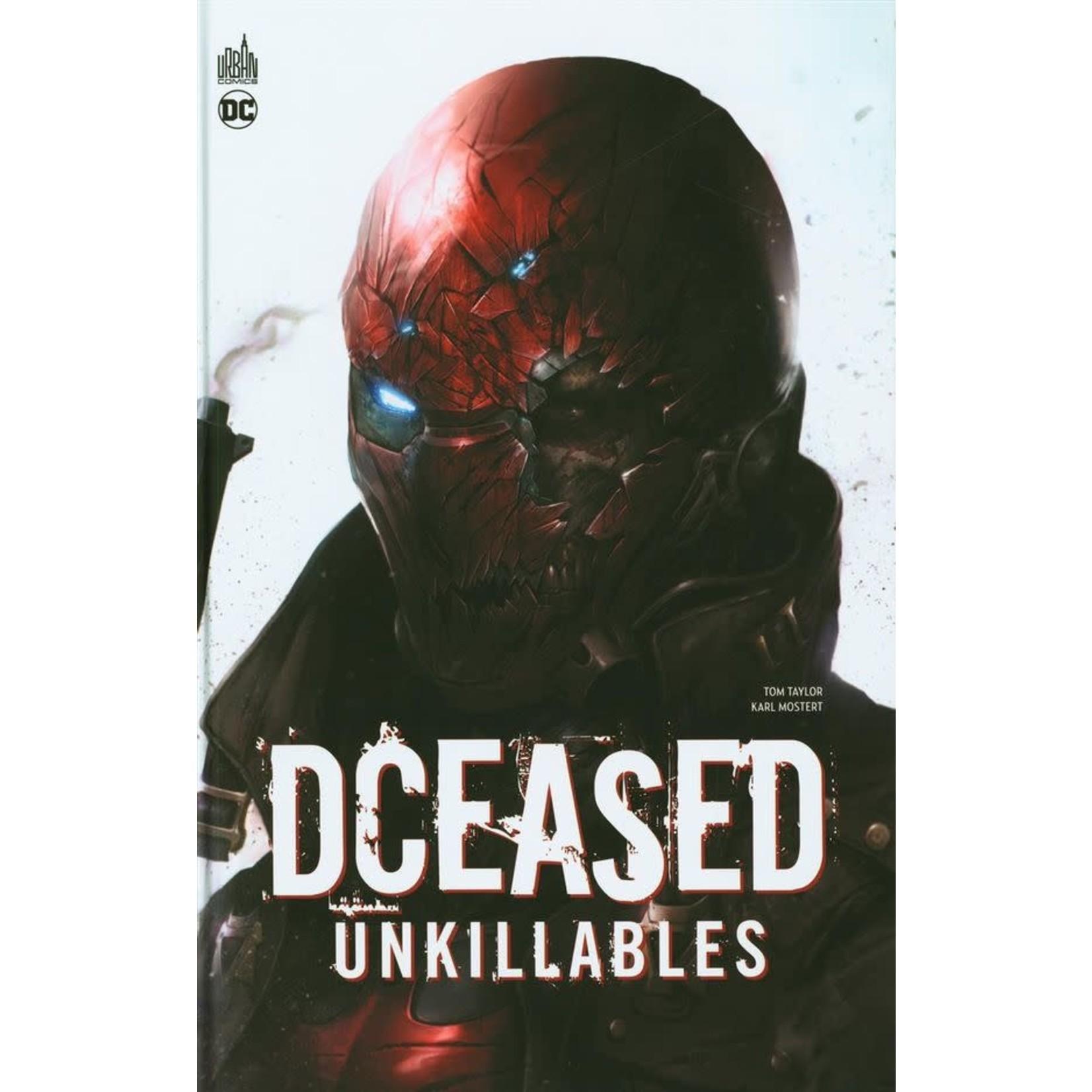 Urban Comics Dceased Unkillables
