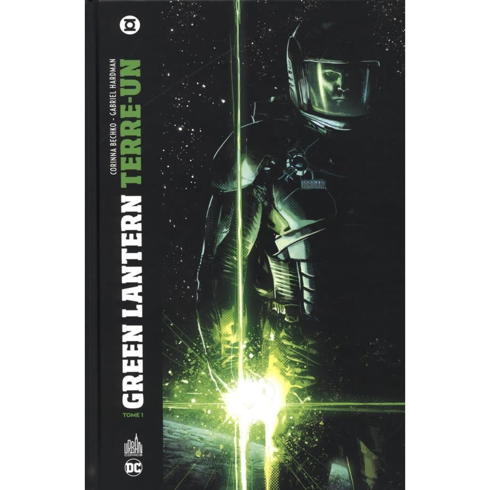 Urban Comics Green Lantern - Terre 1 - Tome 1