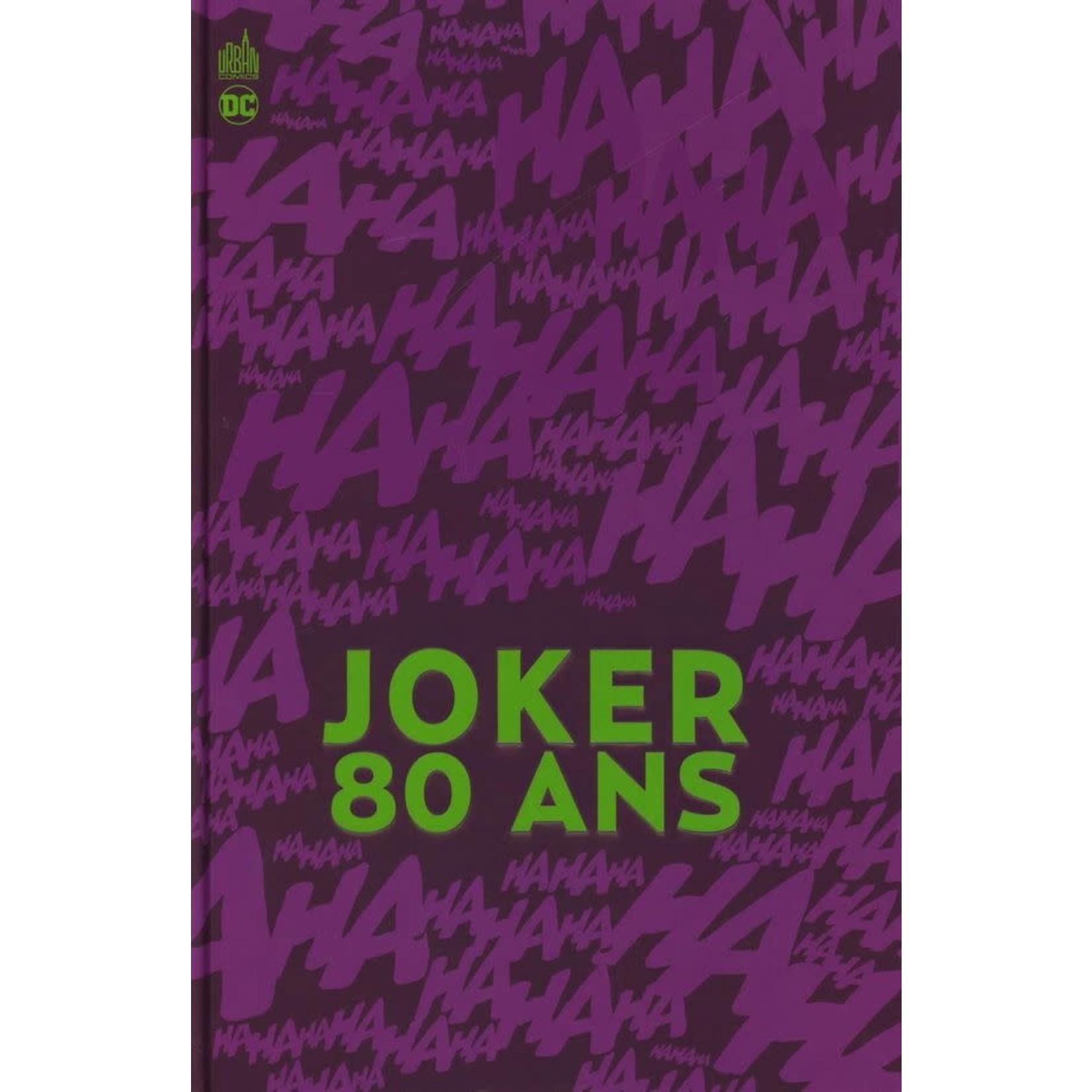 Urban Comics Joker 80 ans
