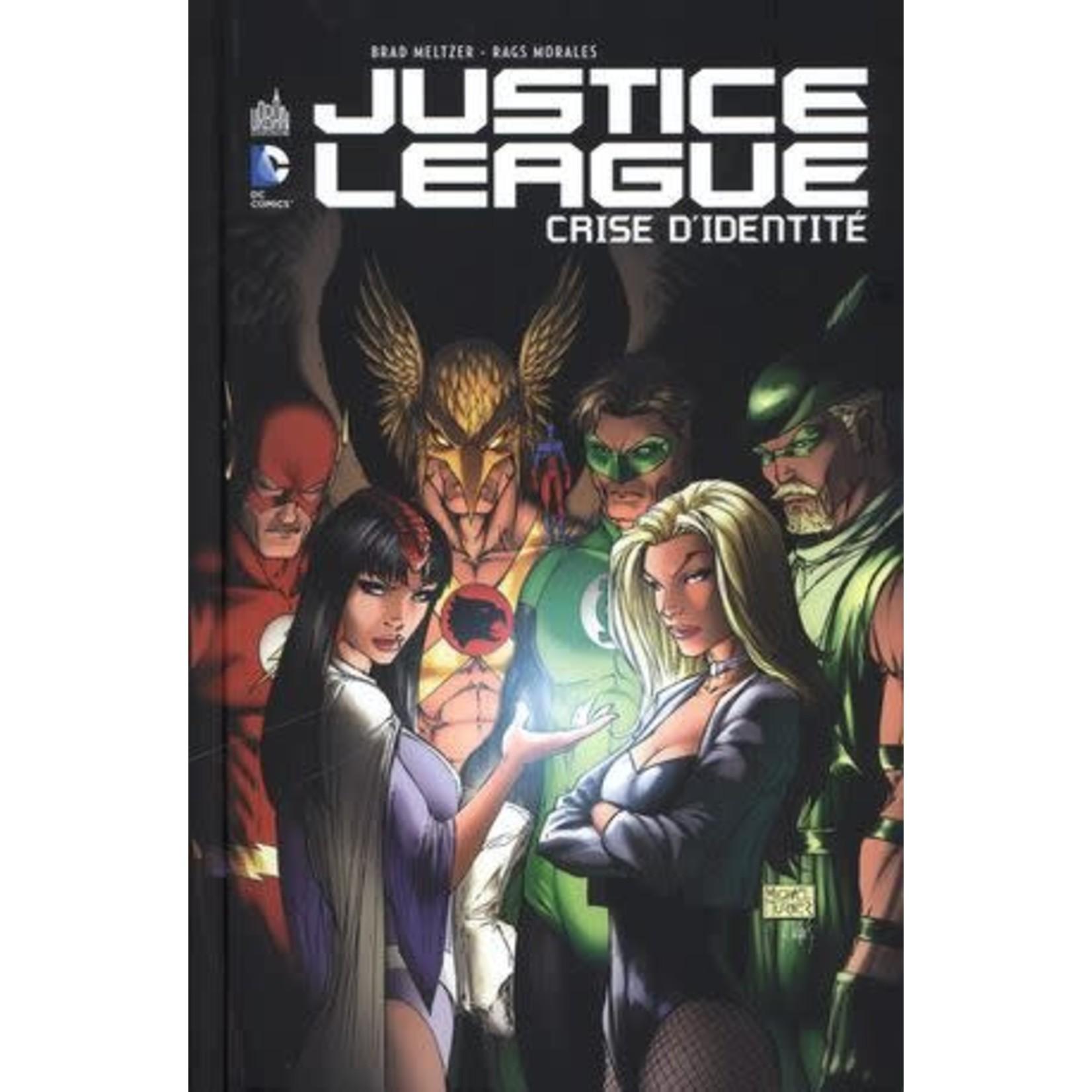 Urban Comics Justice League - Crise d'identité