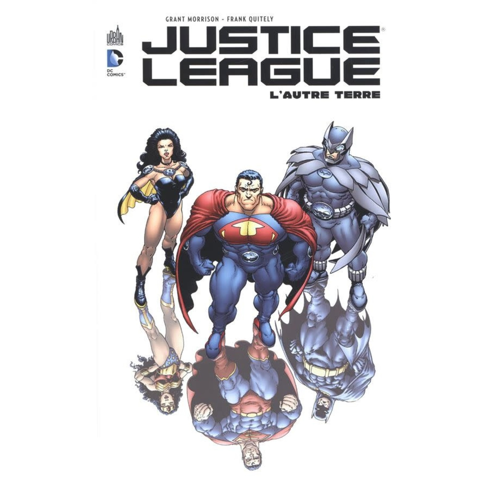 Urban Comics Justice League - L'autre Terre