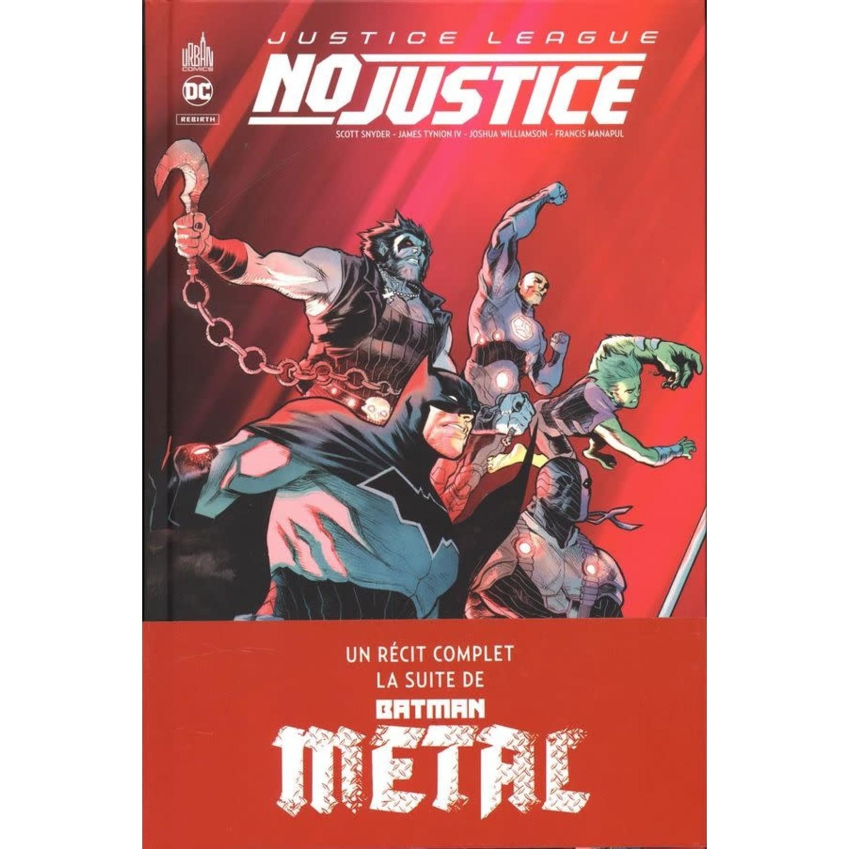 Urban Comics Justice League - No Justice