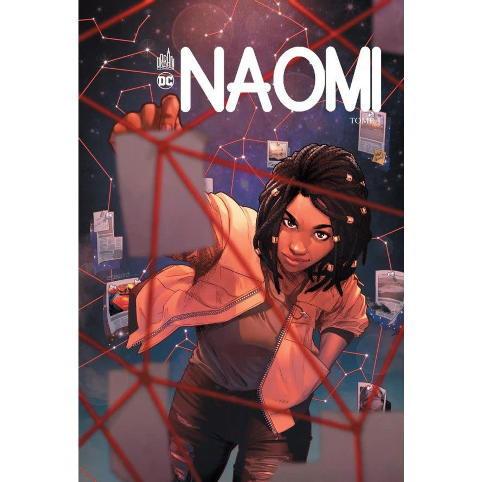 Urban Comics Naomi - Tome 1