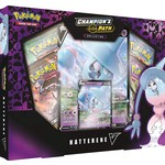 The Pokemon Company POKEMON CHAMPION'S PATH HATTERENE V COLLECTION