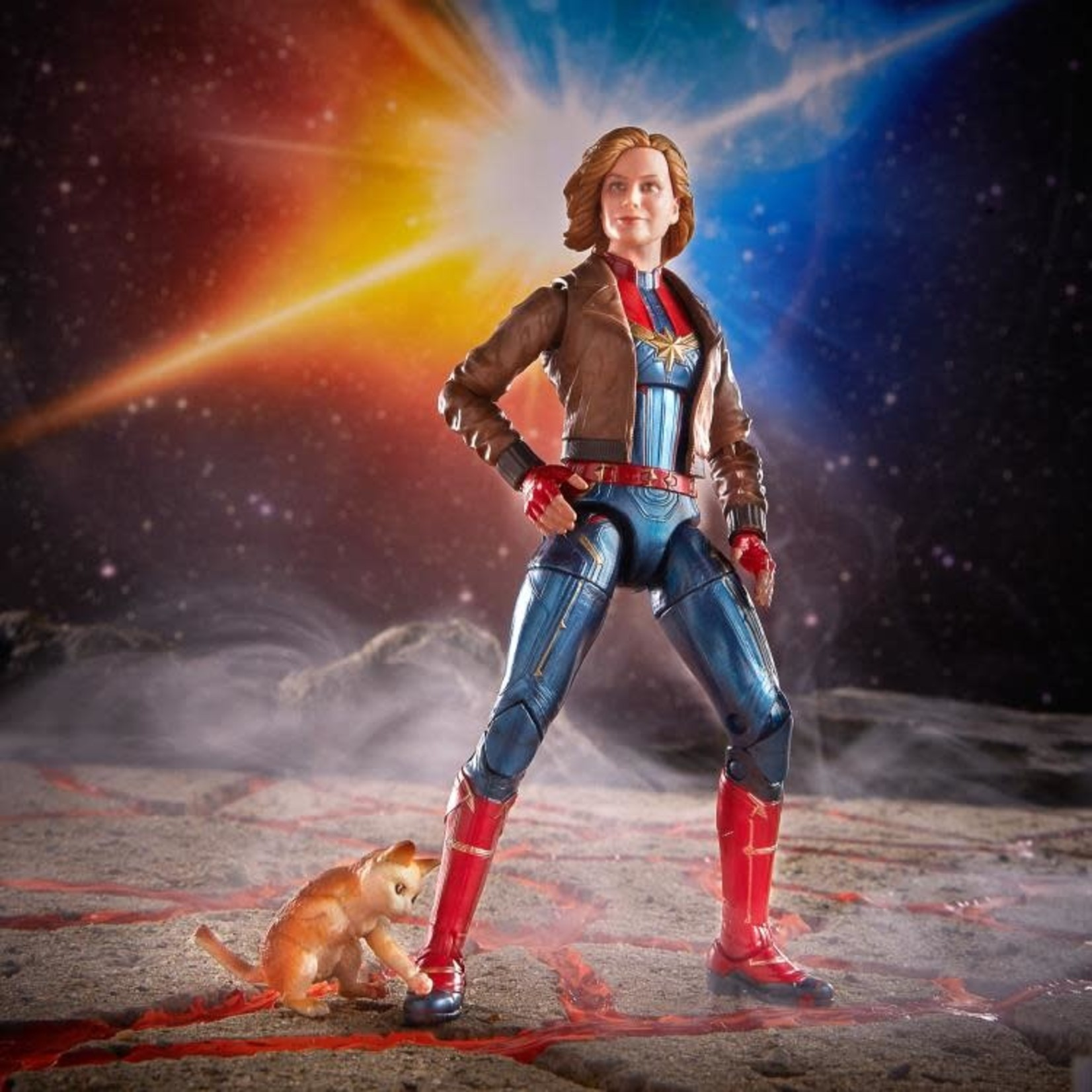 Hasbro Marvel Legends Captain Marvel Kree Sentry BAF - Captain Marvel