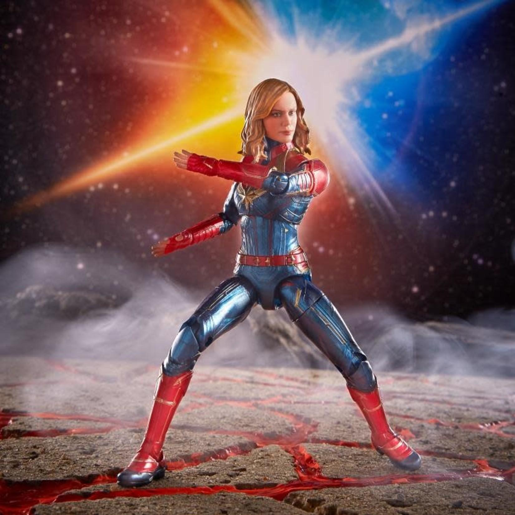 Hasbro Marvel Legends Captain Marvel - Captain Marvel