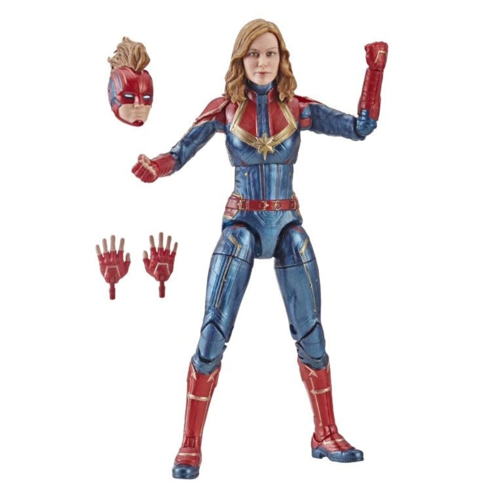 Hasbro Copy of Marvel Legends Captain Marvel Kree Sentry BAF - Talos