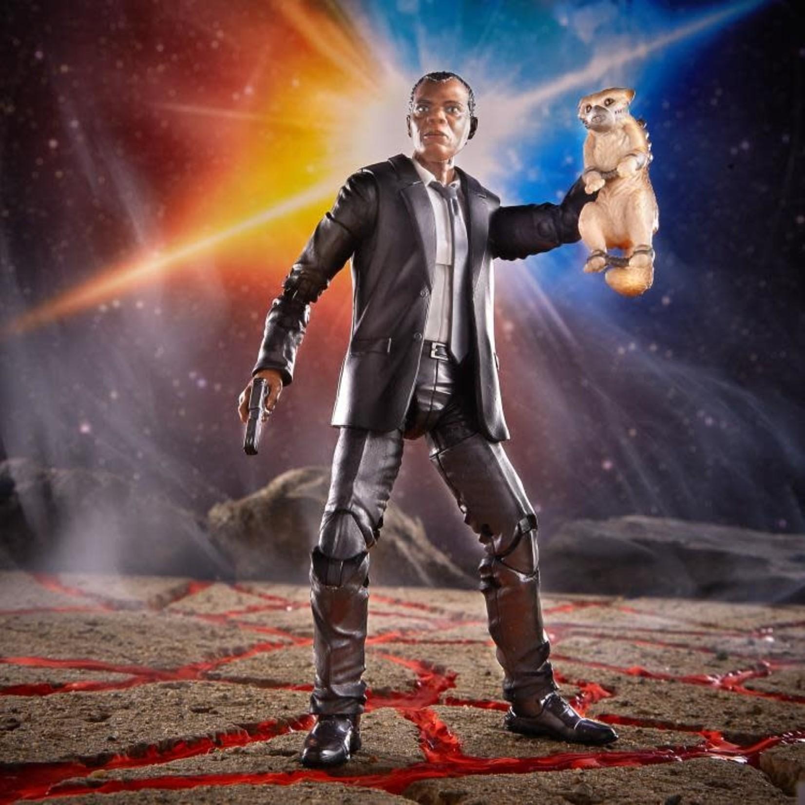 Hasbro Marvel Legends Captain Marvel Kree Sentry BAF - Nick Fury