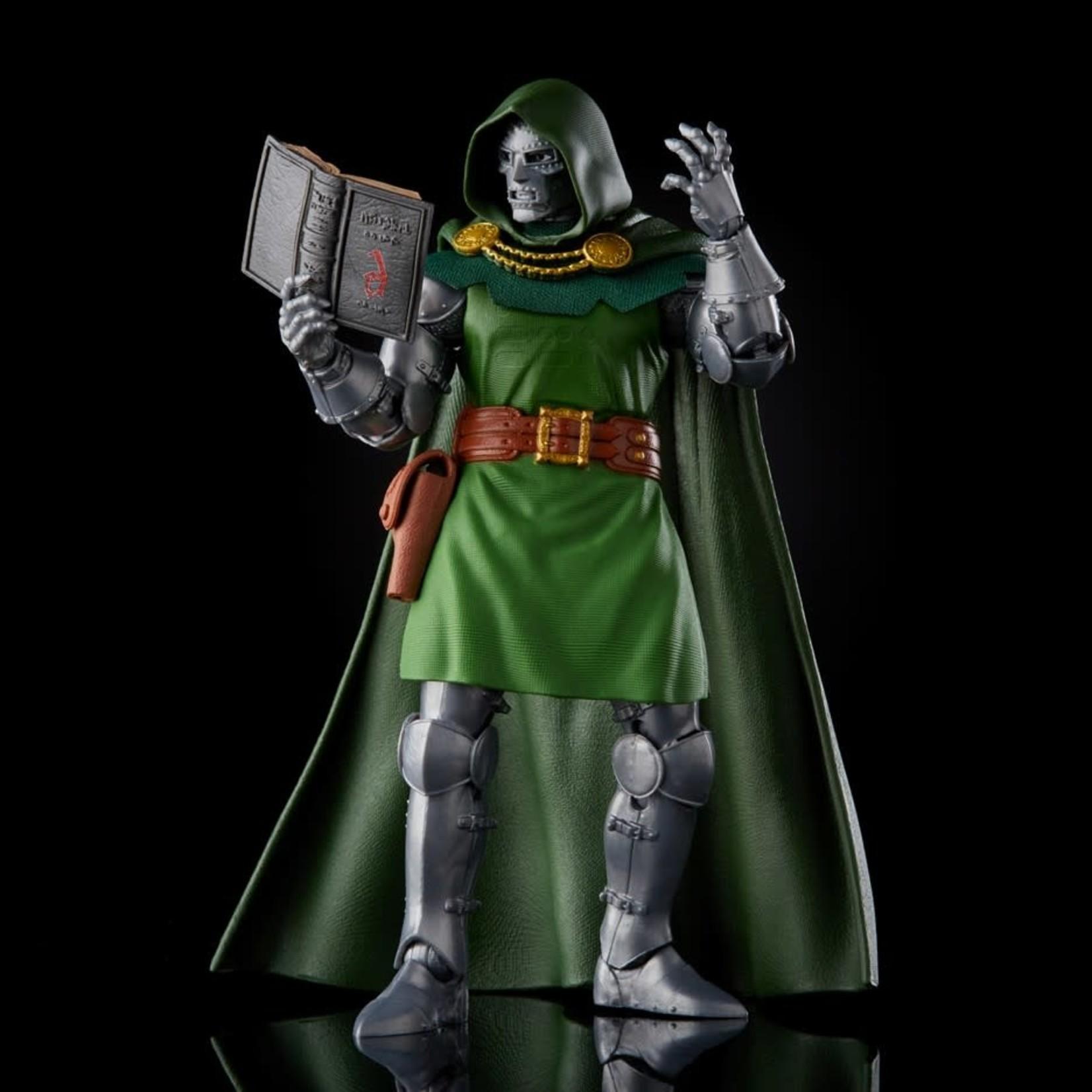 Hasbro Marvel Legends Retro Fantastic Four Dr Doom