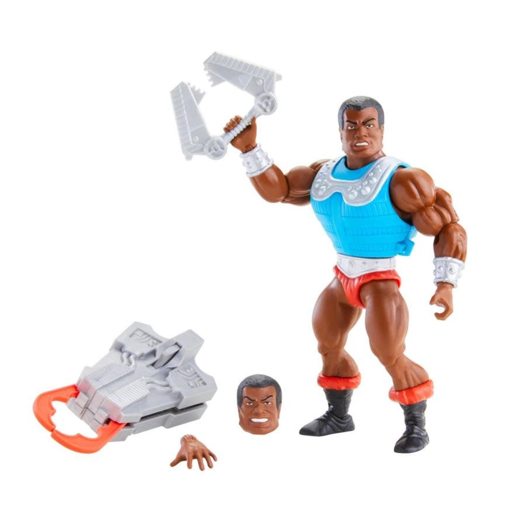 Mattel Masters of the Universe Origins Deluxe - Clamp Champ