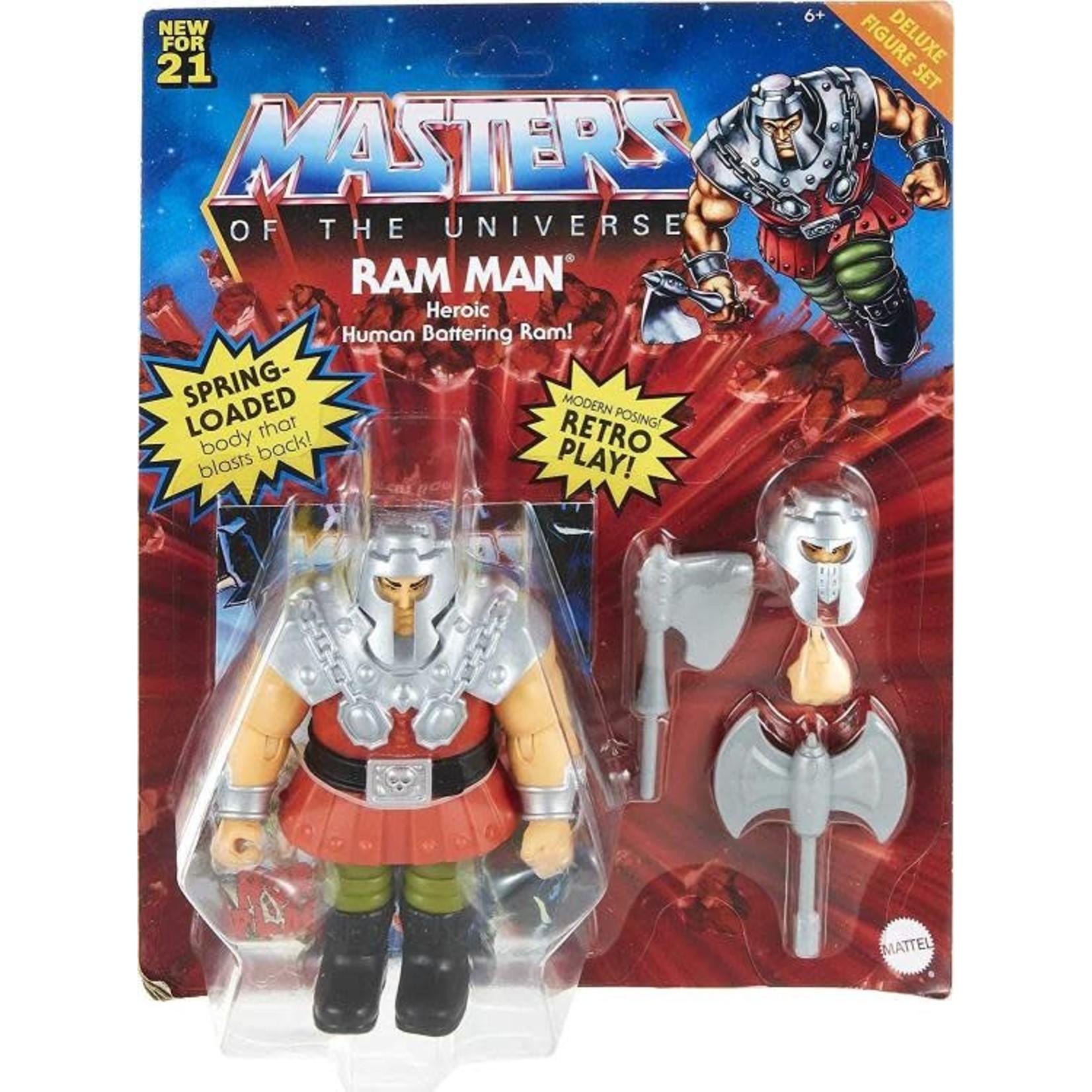Mattel Masters of the Universe Origins Deluxe - Ram Man