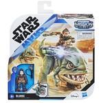 Hasbro Star Wars Mission Fleet Expedition Class - Kuiil et Blurrg