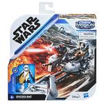 Hasbro Star Wars Mission Fleet Expedition Class - Scout Trooper et Speeder bike