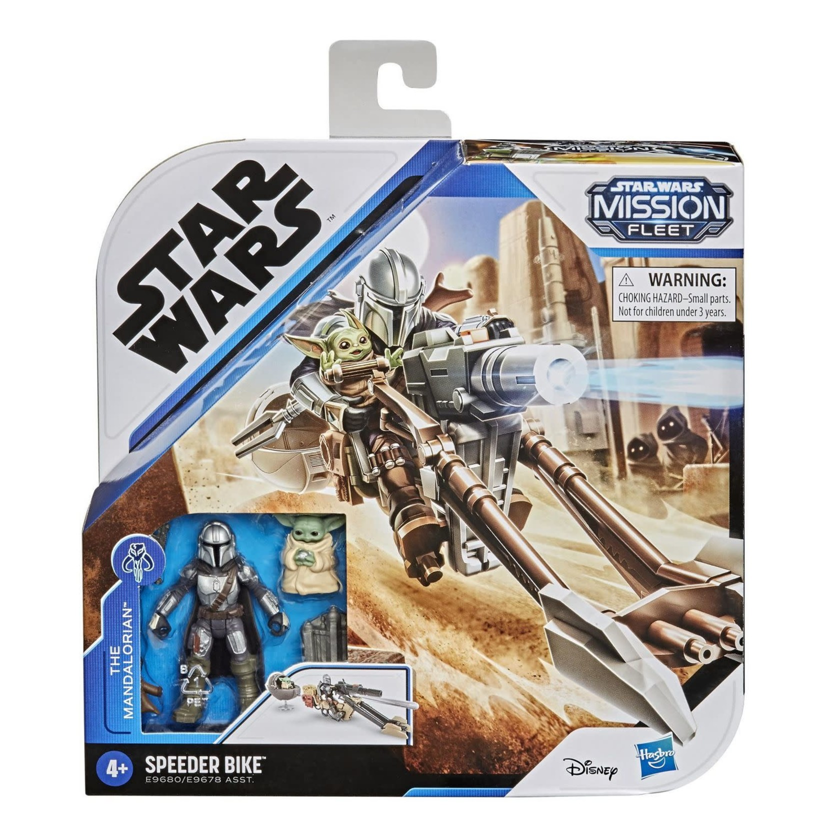 Hasbro Copy of Star Wars Mission Fleet Expedition Class - Captain Rex et AT-RT