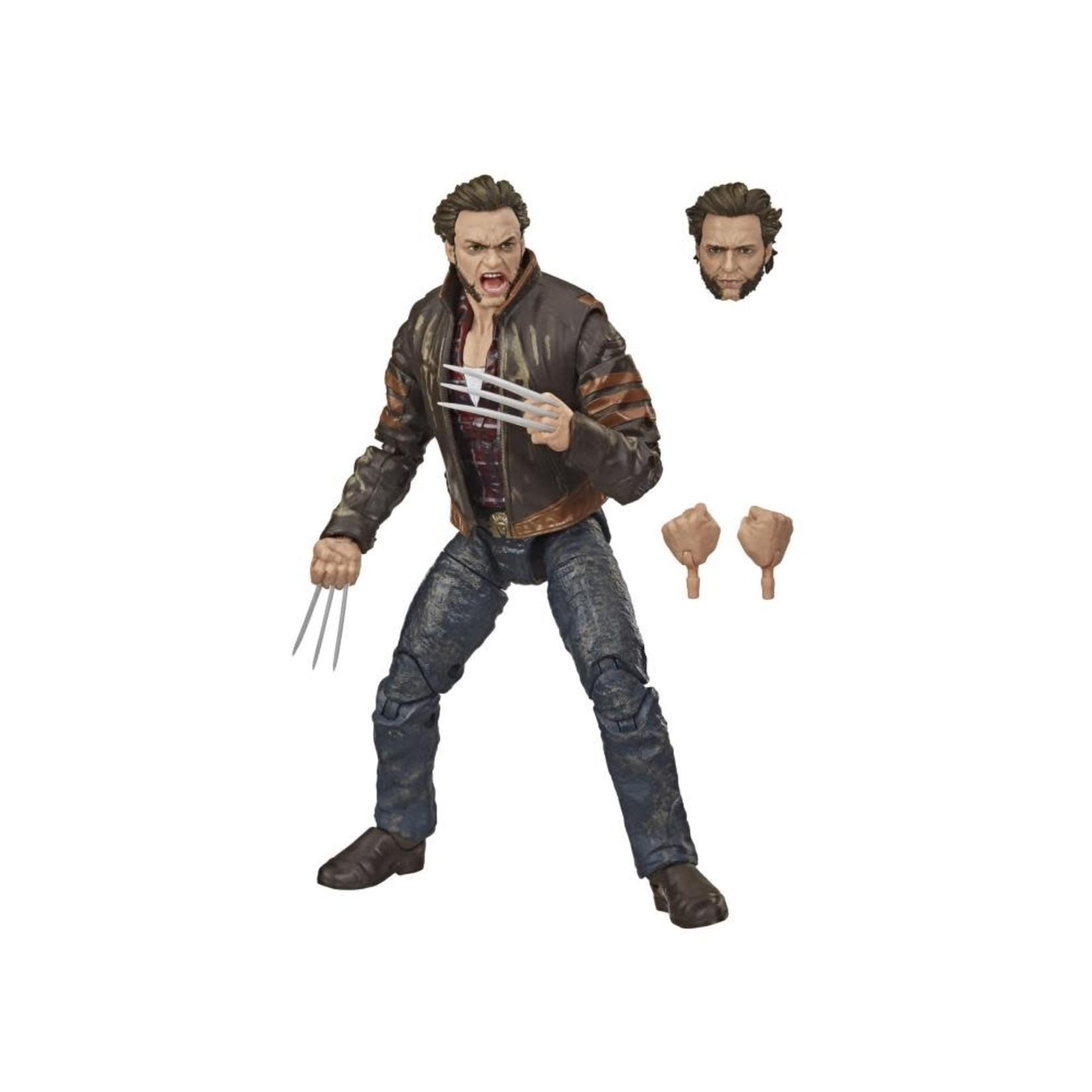 Hasbro X-Men (2000) 20th Anniversary Marvel Legends Wolverine