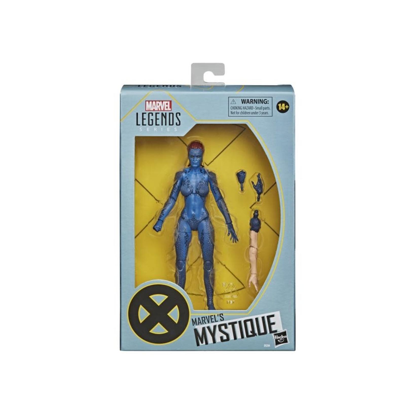 Hasbro X-Men (2000) 20th Anniversary Marvel Legends Mystique