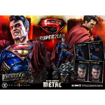 Prime 1 Studio [PRECOMMANDE] MMDCMT-08DXS: SUPERMAN DX BONUSVER. (DARK NIGHTS: METAL COMICS)