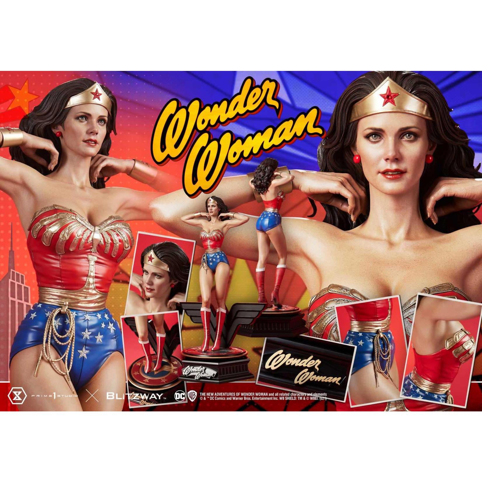 Prime 1 Studio [PREORDER] MMWW-03: WONDER WOMAN (WONDER WOMAN 1975 TV SERIES)