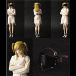 Medicom Death Note - Amane Misa STRAIGHT JACKET Real Action Heroes