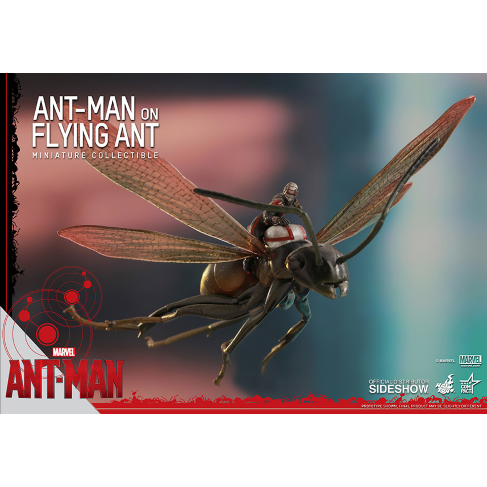 Hot Toys Ant-Man on Flying Ant - MMSC003