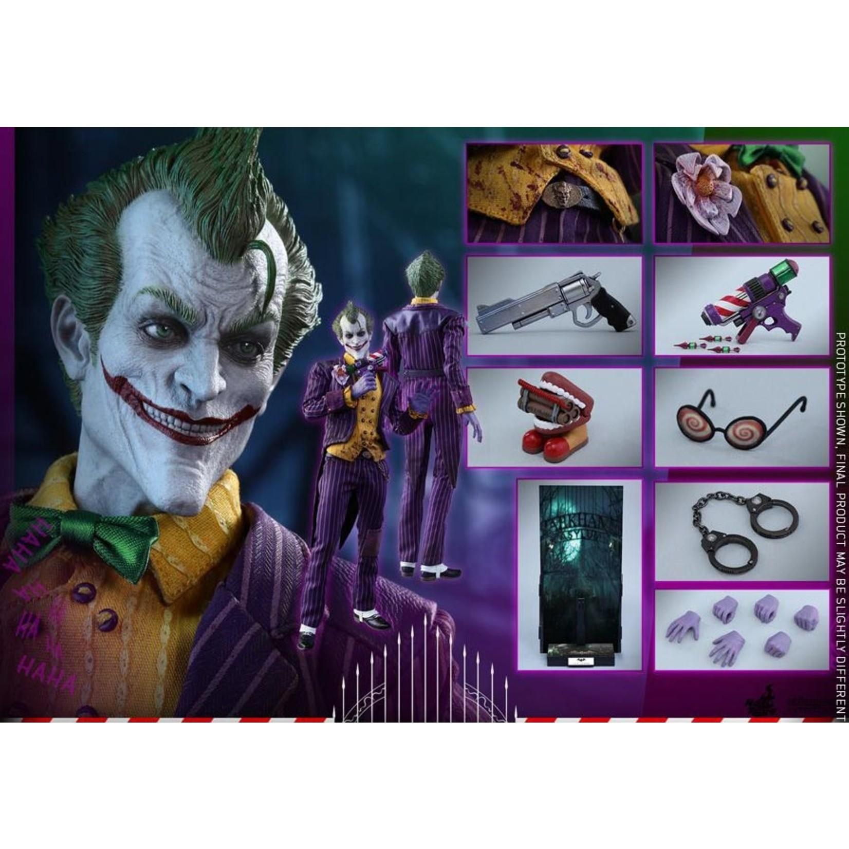 Hot Toys Arkham Asylum - The Joker VGM27
