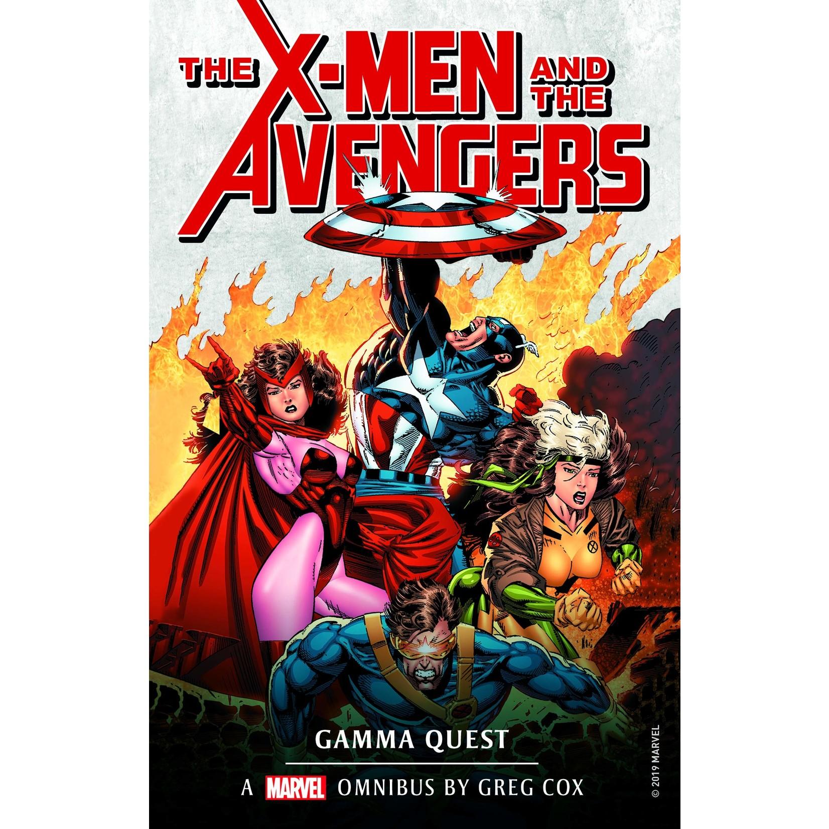 Titan Books X-MEN AND THE AVENGERS