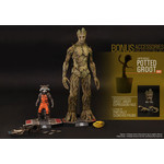 Hot Toys Guardians of the Galaxy - Rocket & Groot Set MMS254