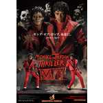 """Hot Toys Michael Jackson """"Thriller"""" with two TTM Bodies"""