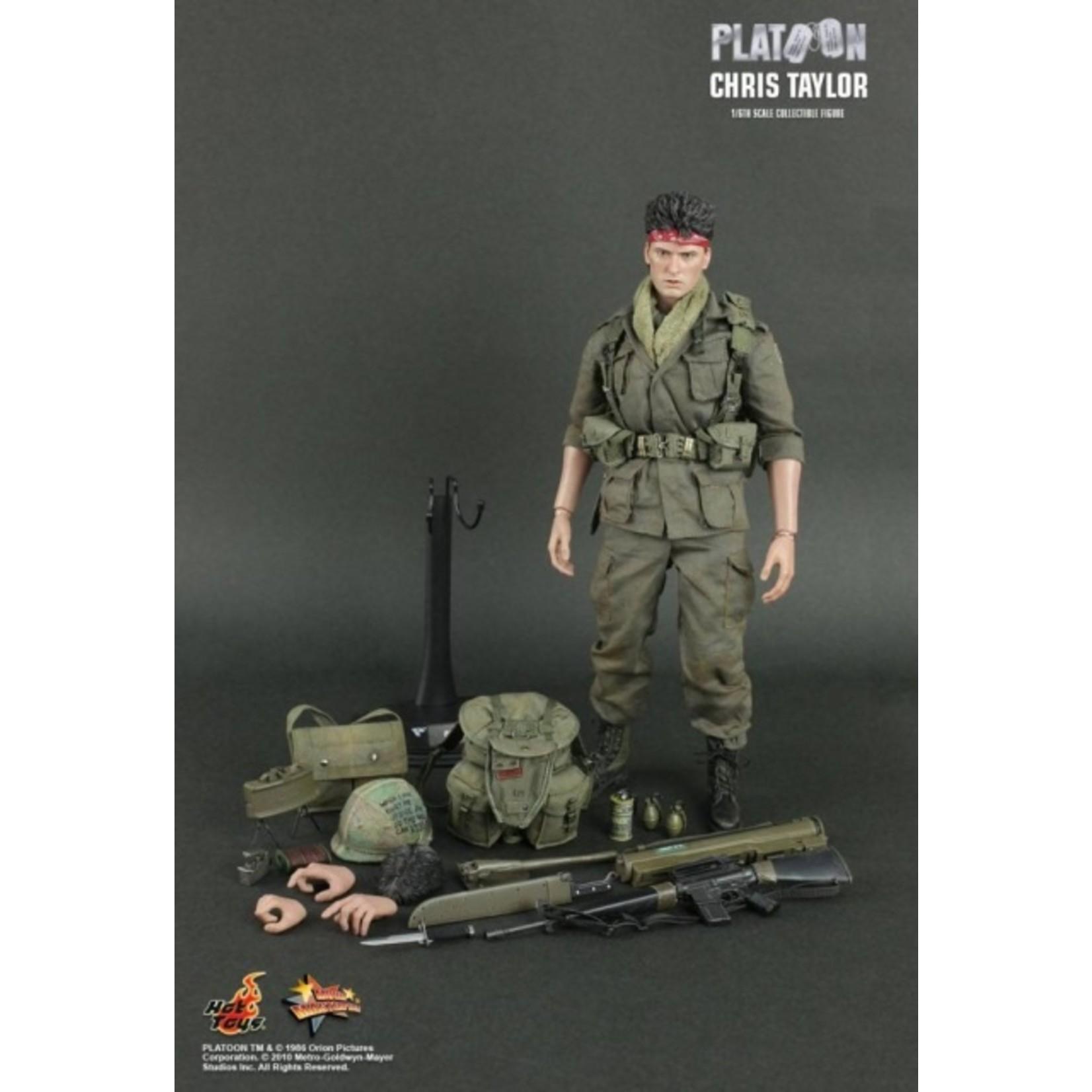 Hot Toys Platoon - Chris Taylor MMS135