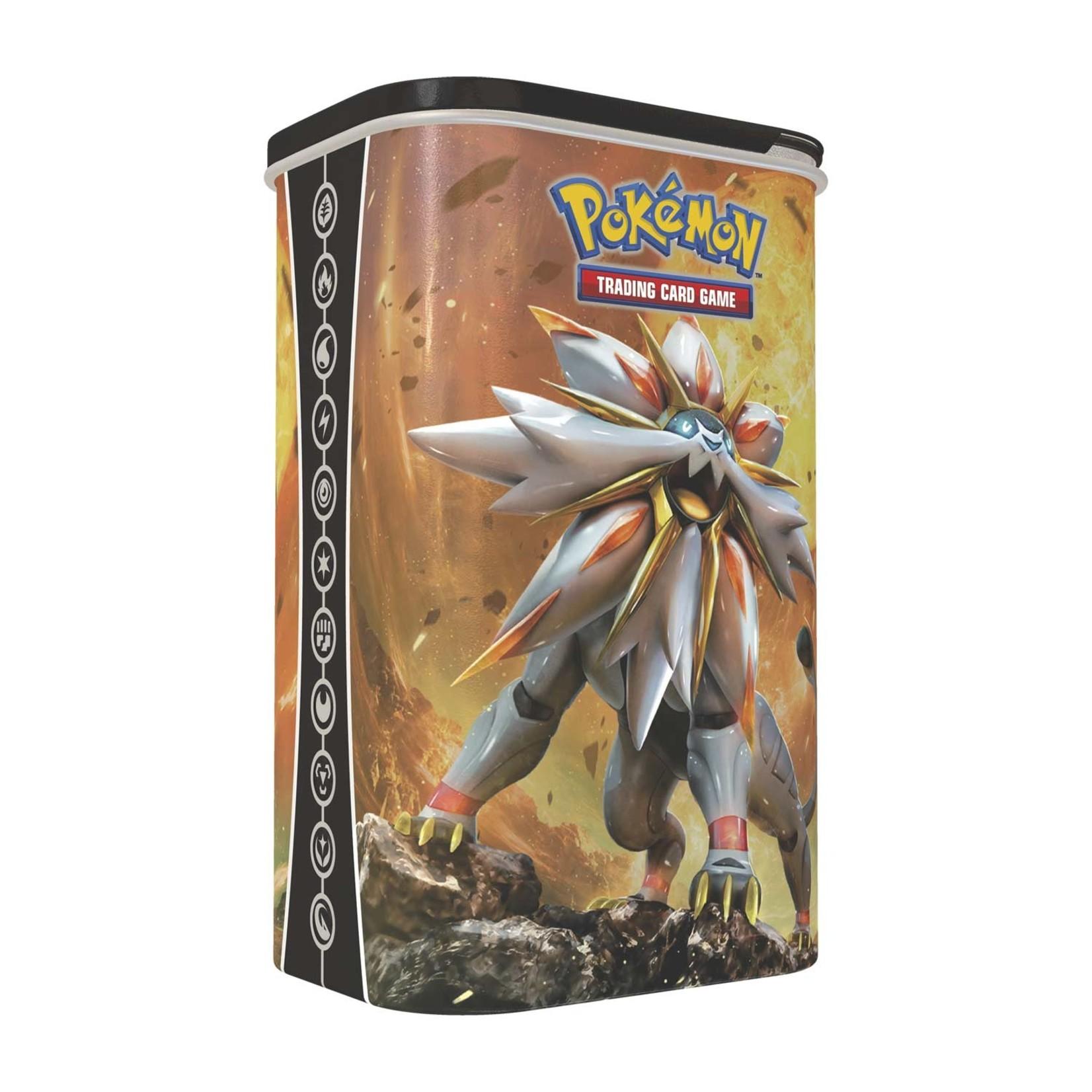 The Pokemon Company POKEMON DECK SHIELD SOLGALEO/LUNALA