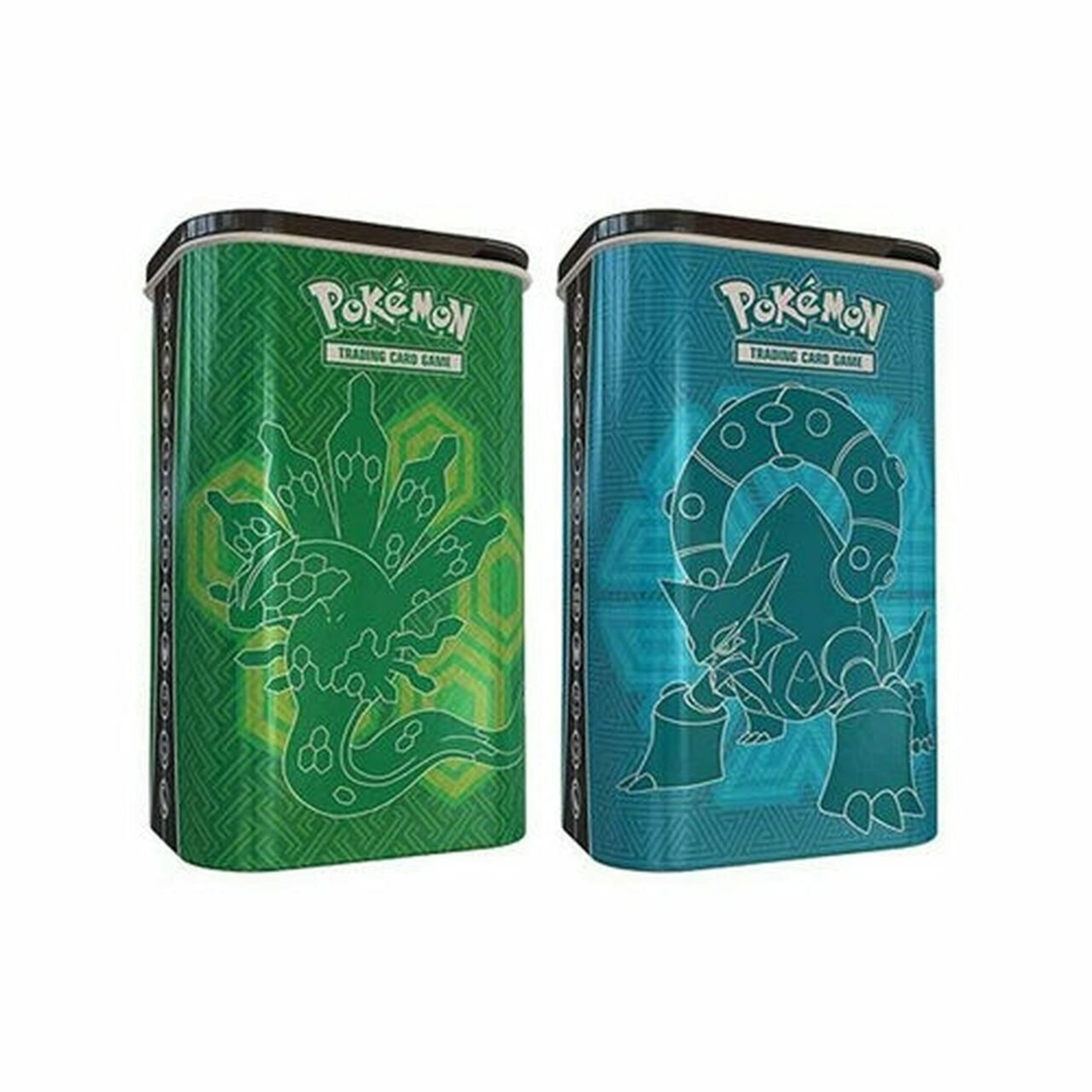 The Pokemon Company POKEMON ELITE TRAINER DECK SHIELD Volcanion/Zygarde